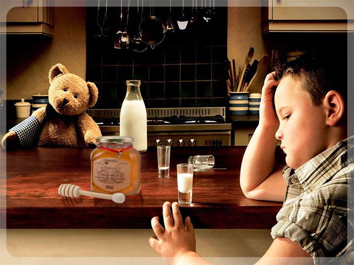 мёд как антидепрессант